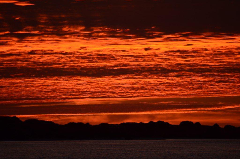 Sunset at Shark Bay, Francois Peron NP