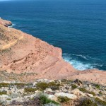 The Grandstand, Kalbarri coastline