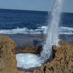 The blowholes (not going so well), near Quobba Station