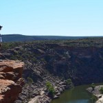 "Near ""Natures Window"", Kalbarri National Park"