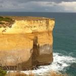 Headland at Twelve Apostles