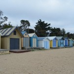 More beach huts at Dromana