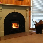Ned Kelly Fire Place - designed and engineered in Daylesford