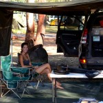 Katherine Gorge camping