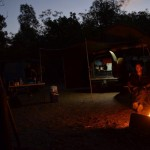 Campsite, Litchfield NP