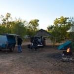Kakadu Camping