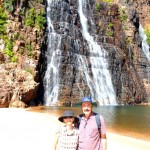 Jane and John, Twin Falls, Kakadu