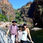 John, Jane, Tara, Twin Falls, Kakadu