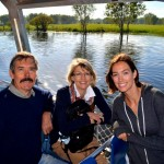 Yellow water breakfast cruise. Kakadu