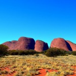 Kata Tjuta (The Olga's)