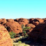 Kings Canyon domes