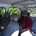 Chillin in the Bakers Van, Bendigo VIC