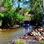 Pentecost River Crossing, El Questro