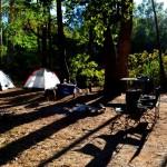 El Questro camp site