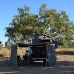 Windjana Gorge camp site