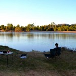 Ord River camp site