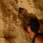 Windjana Gorge fossil