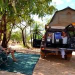 Silent Grove (DEC) camp site