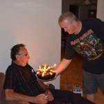 Dads b'day cake