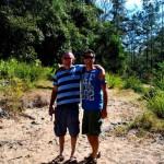Dad & Dave - Charlie Moreland camping area