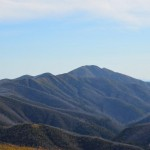 The view from Mt Hotham when not covered in snow