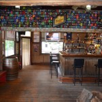 The Dargo pub, where we sat for a couple of hours chatting to the publican (Darrly) and the barman (Dave)