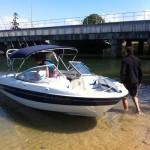 Micks boat