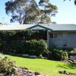 Judy & Bain's house