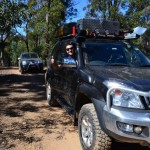 Weeling out of the Deua NP with Bernie