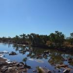Watering hole, The Pilbara