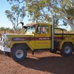 """Old mates hand built """"Kenworth"""" Truck (ex Cruiser)"""