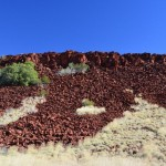More Pilbara (natural) rock piles)