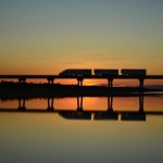 De Greys River Road Train