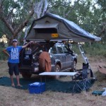 De Greys River campsite
