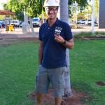 Miner Dave, Tom Price, The Pilbara