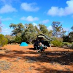 Camping on the Oodnadatta Track