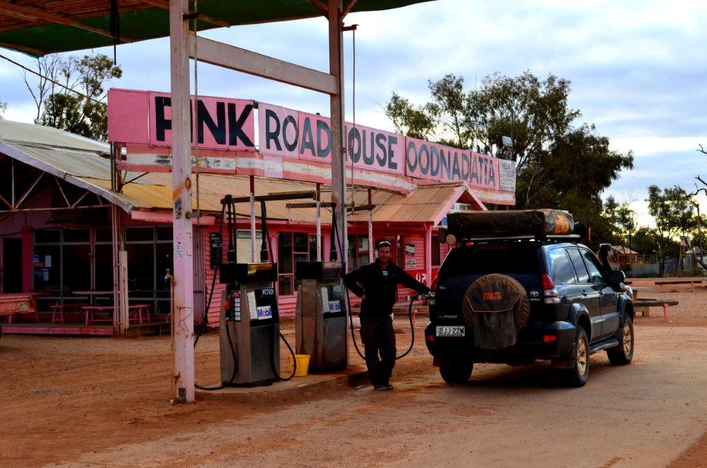 The Pink Roadhouse - Oodnadatta
