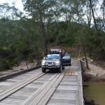 Colo River crossing